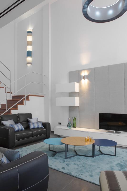 decorar vivienda doble altura