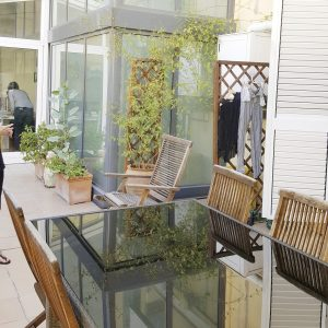 diseño terraza